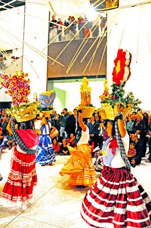 Dia de Los Muertos reception 11-1-13