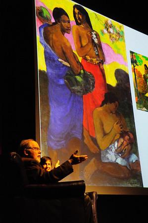 Gauguin/Polynesia: Educators Preview  2-9-12