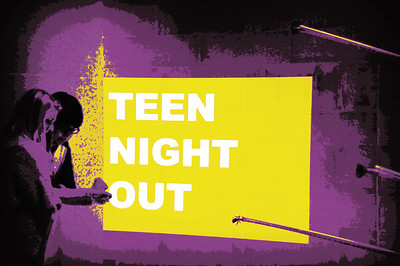 Teen Night Out   December 7, 2012