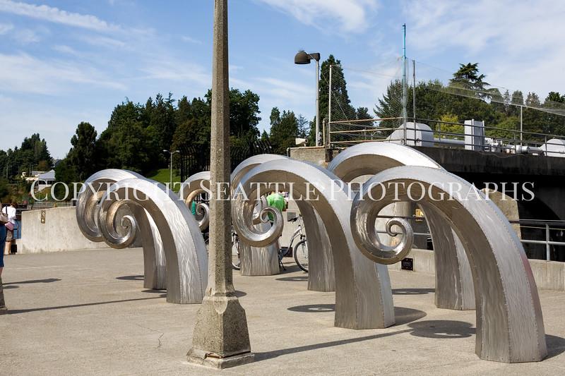 Ballard Locks Sculpture 101