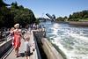 Ballard Locks Spillway 111