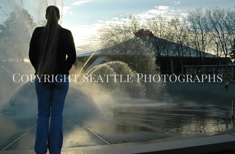 Seattle Center Fountain 47