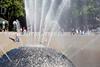 Seattle Center Fountain Spray 114