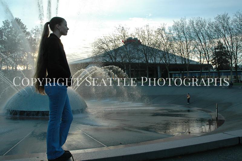 Seattle Center Fountain 48