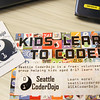Seattle CoderDojo : Computer Programming Club for children. Supported by Sponsors and run by Volunteers.