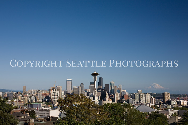 Downtown Seattle from Kerry Park 108