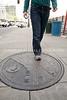 Manhole Cover Art 113