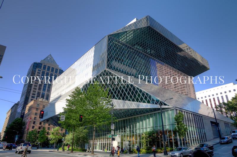 Seattle Public Library 108
