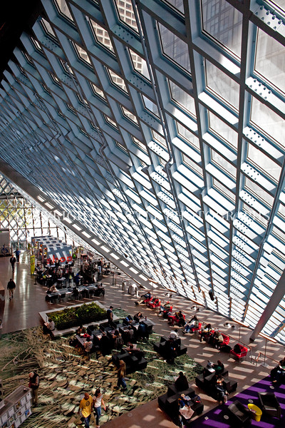 Seattle Public Library 111