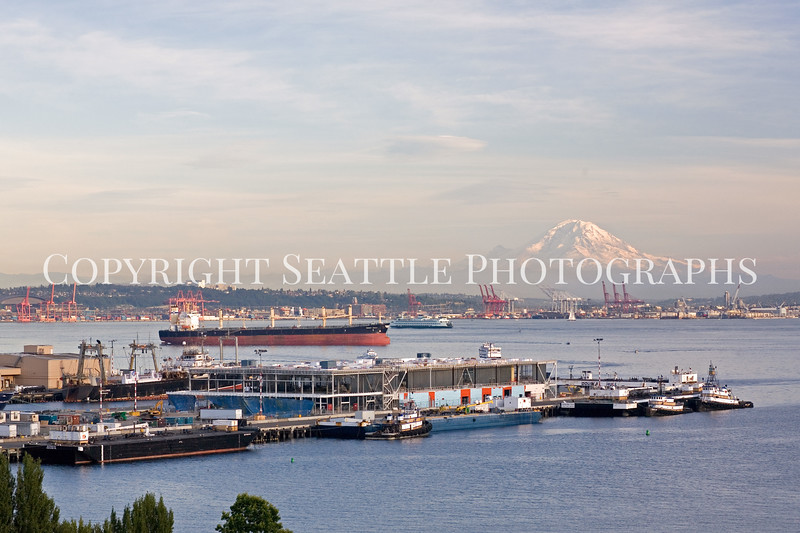 Downtown Seattle from the Magnolia Bridge 105