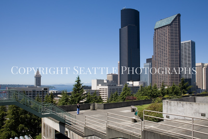 Downtown Seattle from Harborview 111