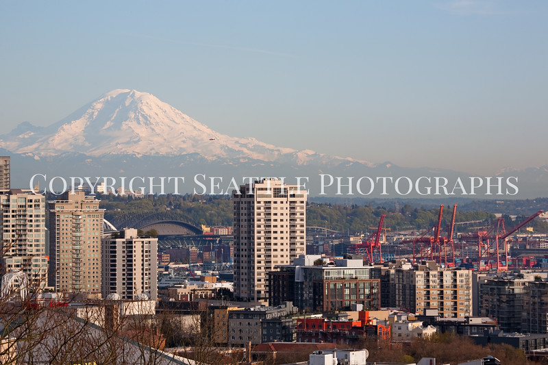 Downtown Seattle from Kerry Park 100