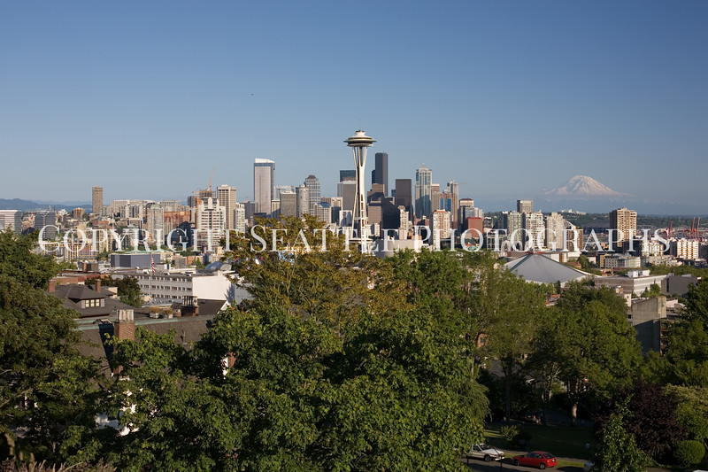 Downtown Seattle from Kerry Park 104