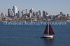 Downtown Seattle from Gasworks Park 103