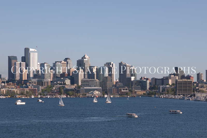 Downtown Seattle from Gasworks Park 102