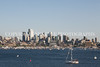 Downtown Seattle from Gasworks Park 107