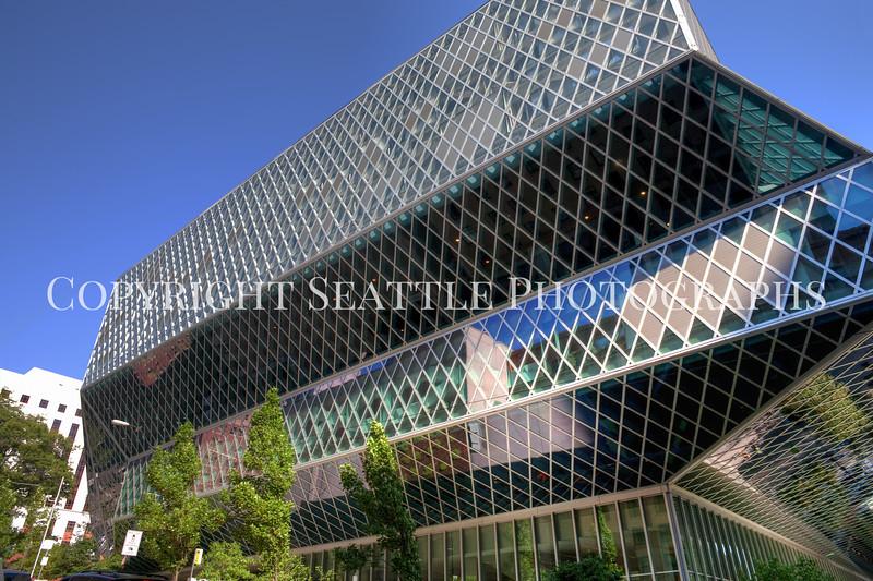 Seattle Public Library 102