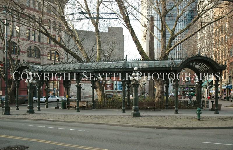 Pioneer Square Pergola 40