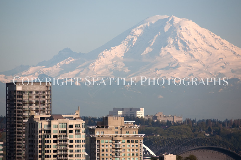 Downtown Seattle from Kerry Park 101