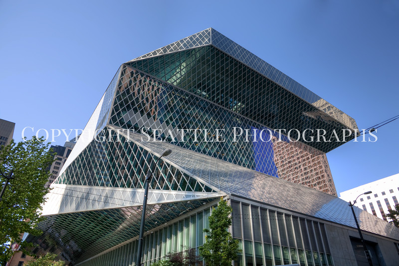 Seattle Public Library 107