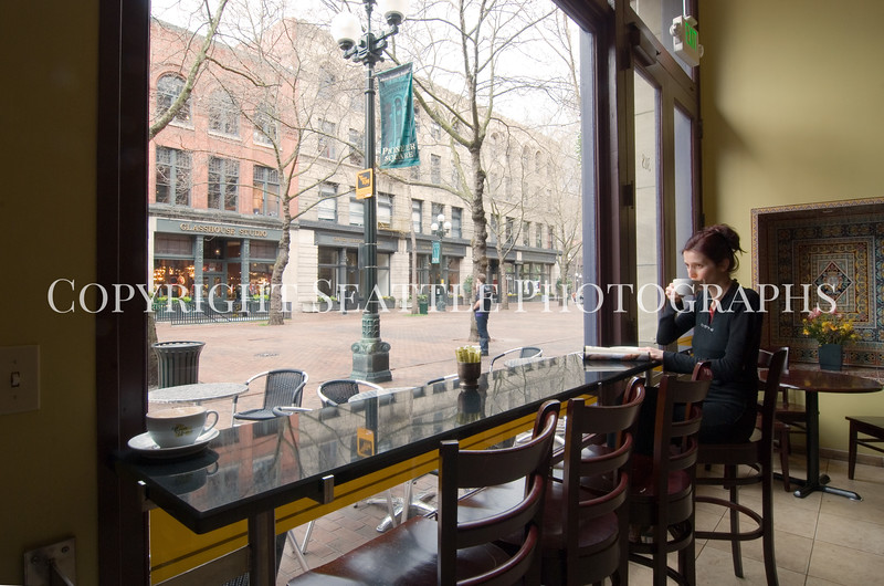 Downtown Seattle Restaurant 67