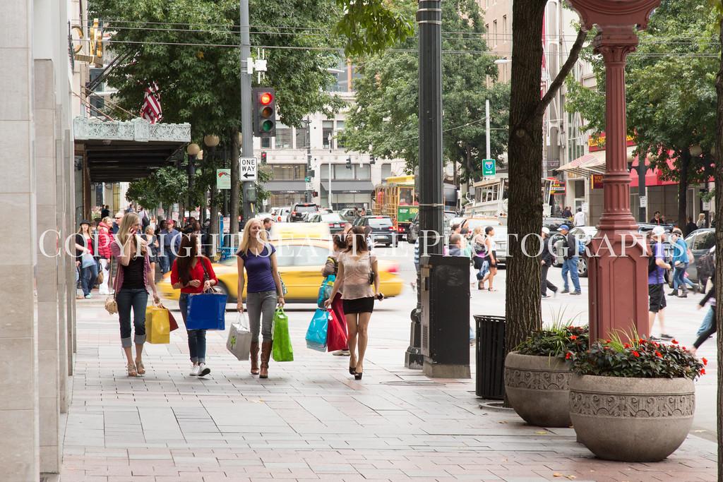 Downtown Shopping 101
