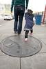 Manhole Cover Art 118
