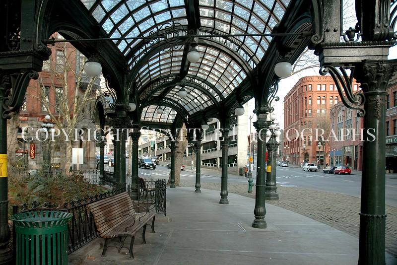 Pioneer Square Pergola 41