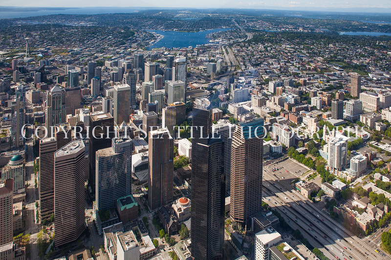 Seattle from the Air 110