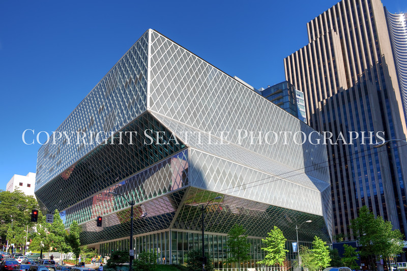 Seattle Public Library 101