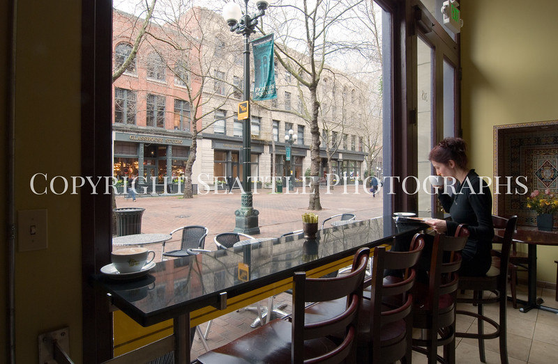Downtown Seattle Restaurant 66