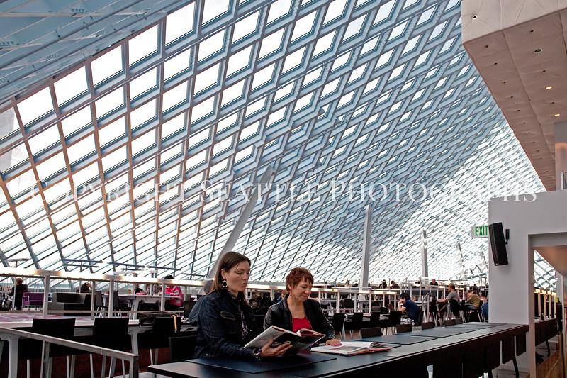 Seattle Public Library 110