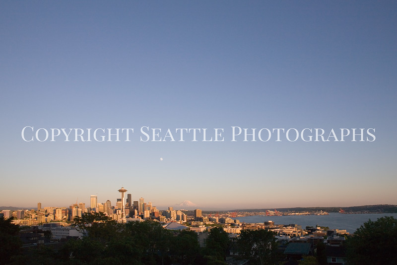 Downtown Seattle from Kerry Park 110