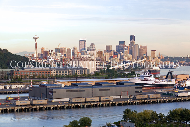 Downtown Seattle from the Magnolia Bridge 104