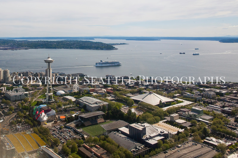 Seattle from the Air 124