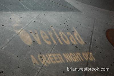 Sidewalk signage