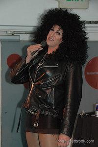 Glamazonia as Cher