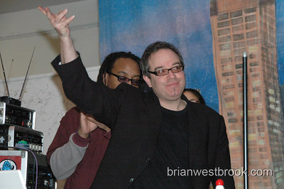 Lifelong AIDS Alliance's Superhero Gay Bingo fundraiser 13 January, 2006 in Seattle, WA