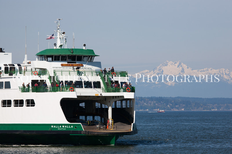 Ferry Boat from Colman Dock 124