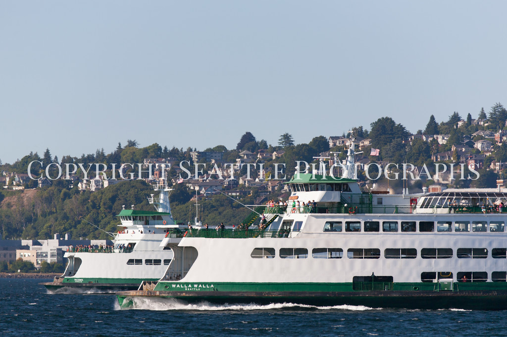 Ferry Boat from Alki Beach 180