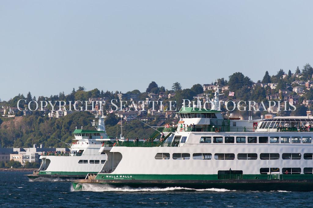 Ferry Boat from Alki Beach 180