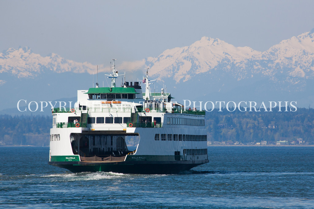 Ferry Boat from Colman Dock 126