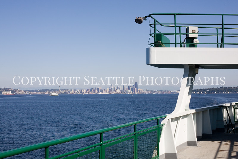 On the ferry boat MV Tacoma 123