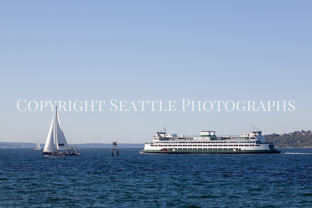 Ferry Boat from Alki Beach 105