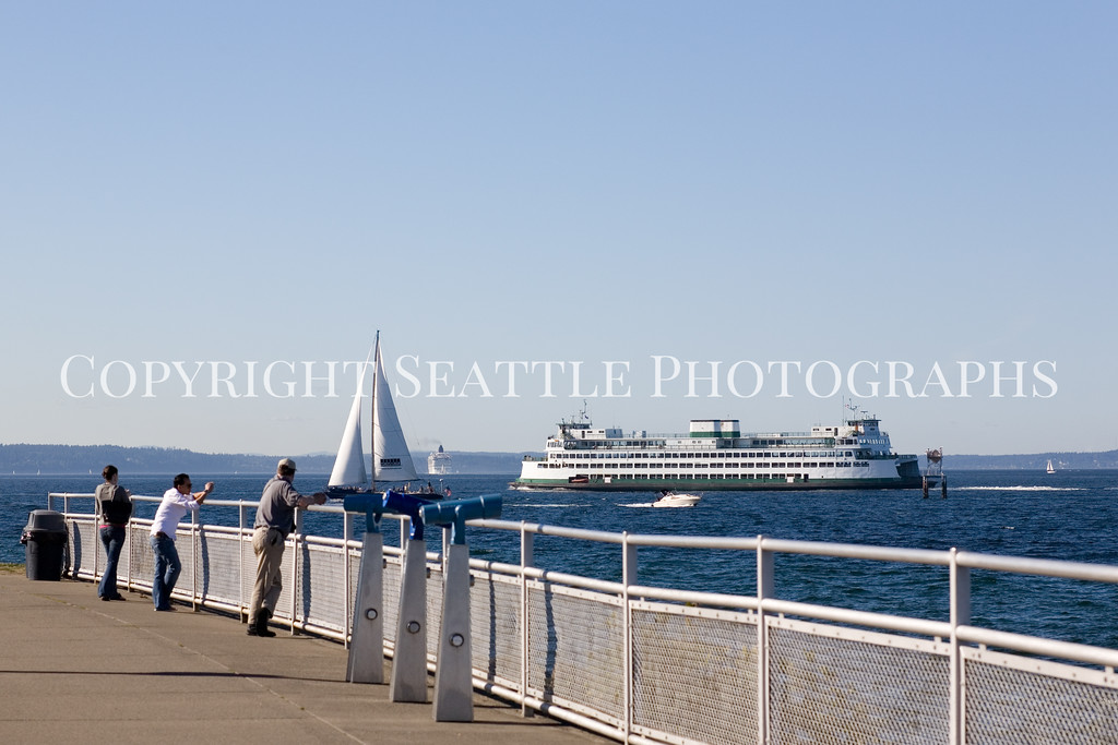 Ferry Boat from Alki Beach 106