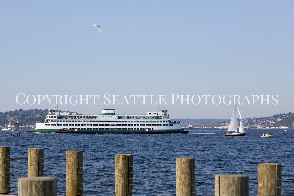 Ferry Boat from Alki Beach 122