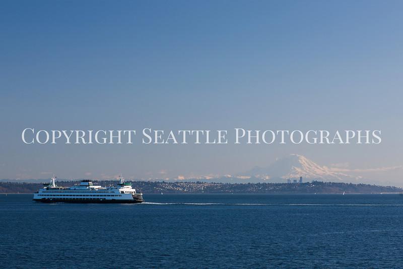 Ferry Boat to Edmonds 101