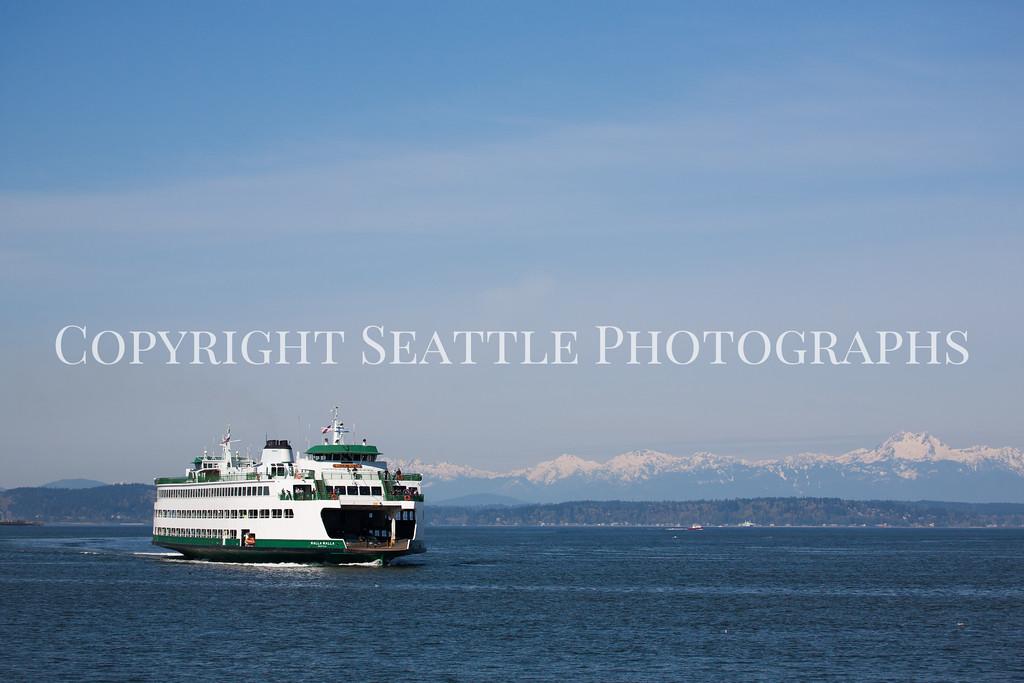Ferry Boat from Colman Dock 123