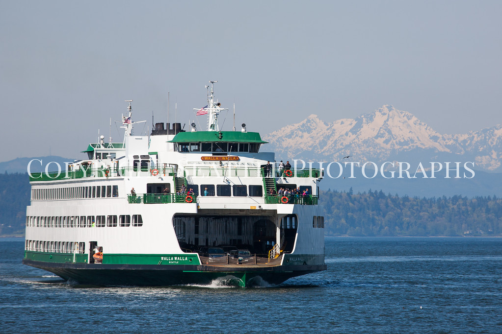 Ferry Boat from Colman Dock 122