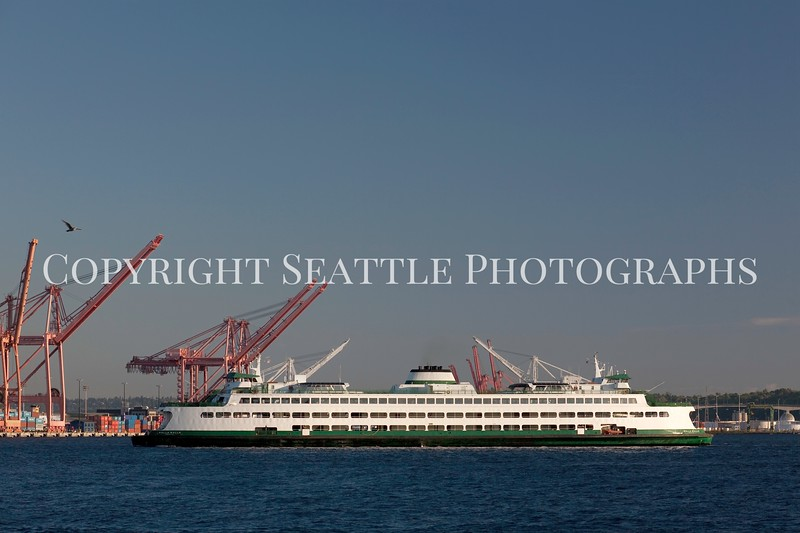 Ferry Boat Waterfront 107